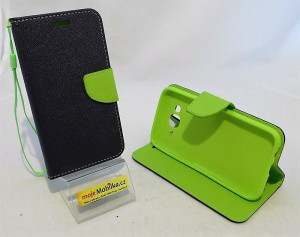 Pouzdro TEL1 Fancy Diary Samsung J500F Galaxy J5 Modré