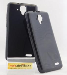 Pouzdro Jelly Case pro Lenovo A536 Černé