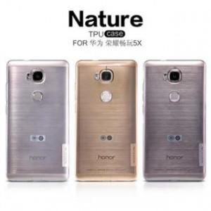 Nillkin Nature TPU Pouzdro Grey pro Honor 5X