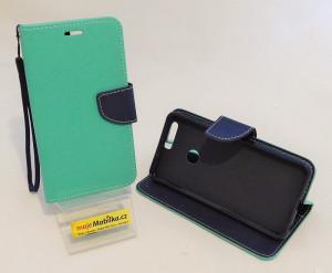 Pouzdro TEL1 Fancy Diary Huawei Honor 8 Mátové
