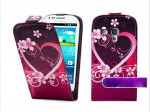 Pouzdro Sligo Heart pro LG E610 Optimus L5