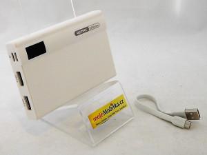 Remax RPP-53 Linon 10000mAh White