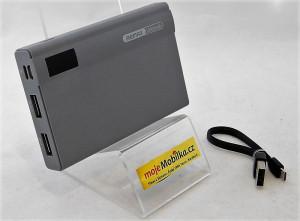 Remax RPP-53 Linon 10000mAh Grey