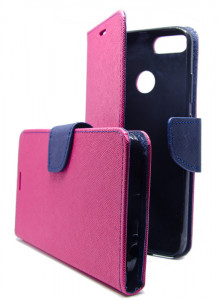 Fancy Book case - Xiaomi Mi A1 Pink