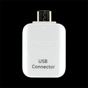 EE-UG930 Samsung microUSB OTG Adapter White