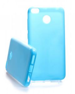Pouzdro Jelly Case Xiaomi Redmi 4X Modré