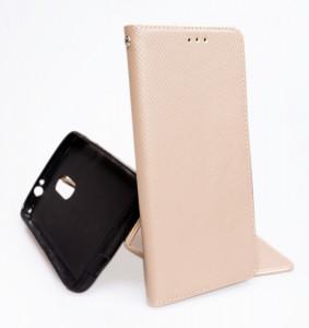 Pouzdro Smart Magnet Alcatel A7 5090Y Zlaté