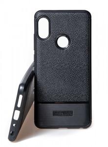 Pouzdro Rugged Carbon Xiaomi Redmi Note 5 Černé
