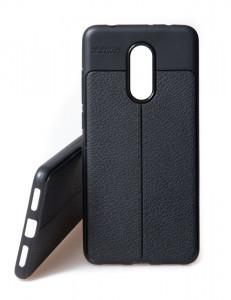 Pouzdro Skin LUX Xiaomi Redmi 5 Černé