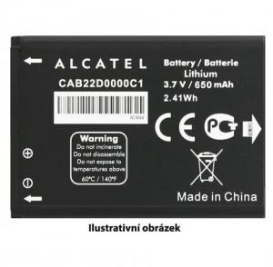 ALCATEL Baterie 2.000mAh Li-Ion Alcatel U5 4047D CAB2000073C7
