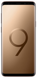 Samsung Galaxy S9 Plus G965F 256GB Dual SIM Sunrise Gold