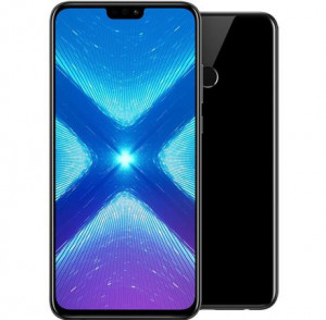 HONOR 8X 128+4GB Black