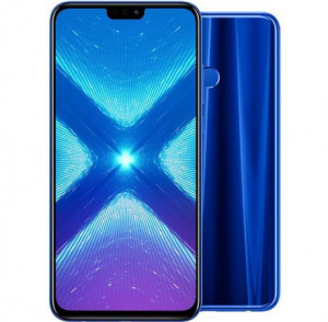 HONOR 8X 128+4GB Blue