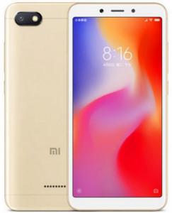 Xiaomi Redmi 6A 2GB/16GB Gold