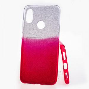 Pouzdro Shine Case pro Xiaomi Redmi Note 7 Růžové