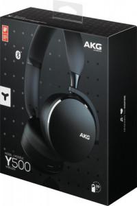 AKG Y500 for Samsung Bluetooth Stereo sluchátka,BK