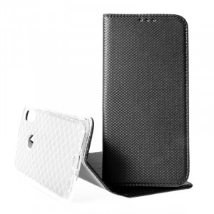 Pouzdro Cu-Be s magnetem Xiaomi Redmi Note 7 černé