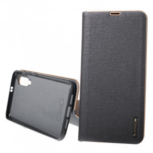 Pouzdro Vennus Book Xiaomi Redmi Mi 9 Černé