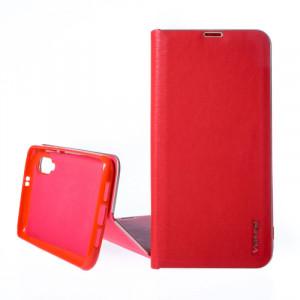 Pouzdro Vennus Book Xiaomi Redmi Mi 9 Červené