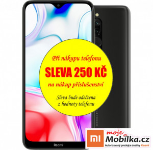 XIAOMI Redmi 8 32GB+3GB DualSim Black