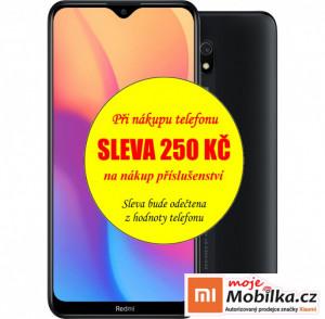 XIAOMI Redmi 8A 32GB+2GB DualSim Black