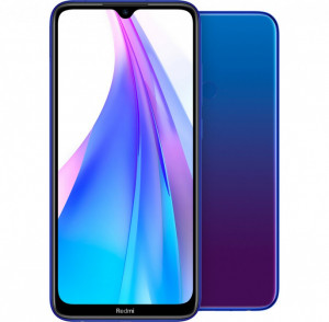 XIAOMI Redmi Note 8T 64GB+4GB DualSim Blue