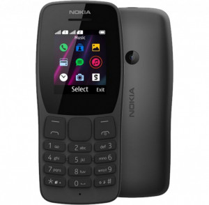 NOKIA 110 DS Black