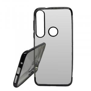 Pouzdro Elegance Motorola G8 Plus Černé