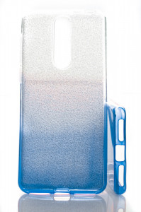 Pouzdro Shine Case pro Alcatel 3 2019 Modré