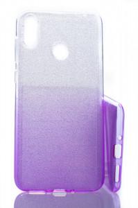 Pouzdro Shine Case pro Asus Zenfone Max M2 ZB633KL Fialové