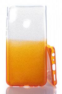 Pouzdro Shine Case pro Asus Zenfone Max Pro M2 ZB631KL Zlaté