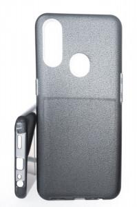 Pouzdro Glitter 3V1 Case OPPO A31 Černé