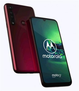 Motorola Moto G8 Plus 4+64GB DS gsm tel. Crystal Pink