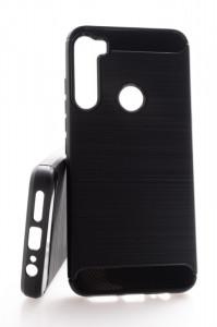 Pouzdro Forcell CARBON Motorola One Fusion + Černé