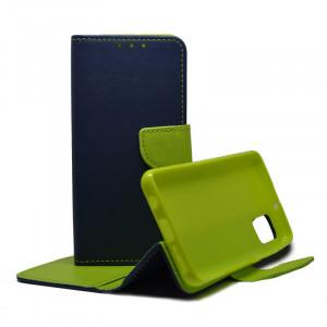 Fancy Book case - Samsung A41 A415 Modré