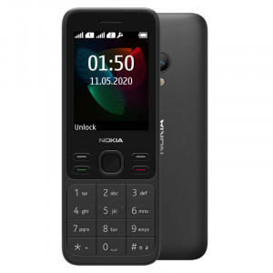 Nokia 150 DS Black 2020