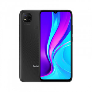 Xiaomi Redmi 9C NFC, 3GB/64GB, Midnight Gray