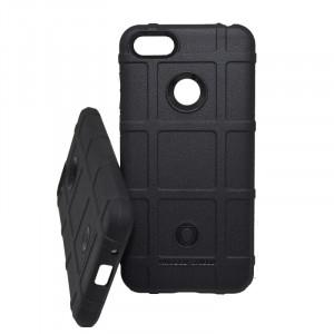 Pouzdro Rugged Shield Motorola Moto E6 Play Černé
