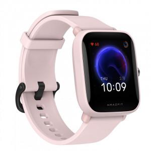 Amazfit Bip U chytré hodinky, Pink 473854