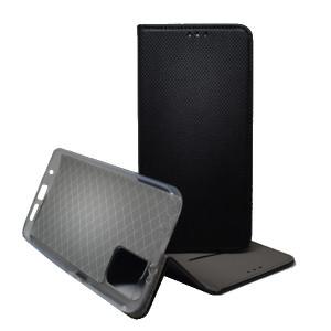 Pouzdro Smart Case Book pro Poco M3 Černé