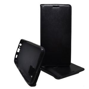 Pouzdro Magnet book Samsung Galaxy A02s A025G Černé