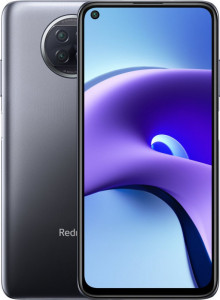 XIAOMI Redmi Note 9T 128GB+4GB černá