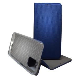 Pouzdro Smart Case Book pro Poco M3 Modré