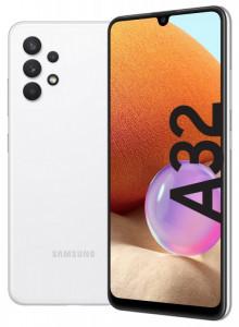 Samsung A325 Galaxy A32 LTE 128GB White SM-A325FZWGEUE