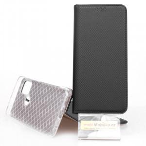 Pouzdro Smart Case Book Motorola G10 Černé