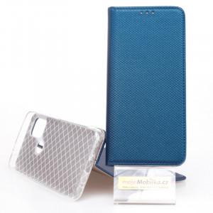 Pouzdro Smart Case Book Motorola G10 Modré