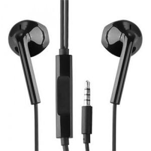 S928C88414 Motorola Stereo Headset 3,5mm Black (Service Pack) 8596311136481