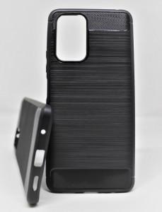 Pouzdro CARBON LUX Xiaomi Redmi Note 10 Pro Černé