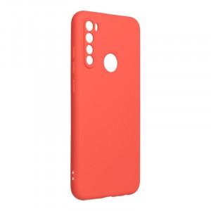 Pouzdro Forcell Silicone Xiaomi Redmi Note 10 5G / Poco M3 Pro 5G Oranžové