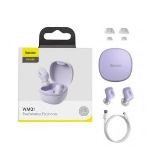 Baseus Encok WM01 Purple